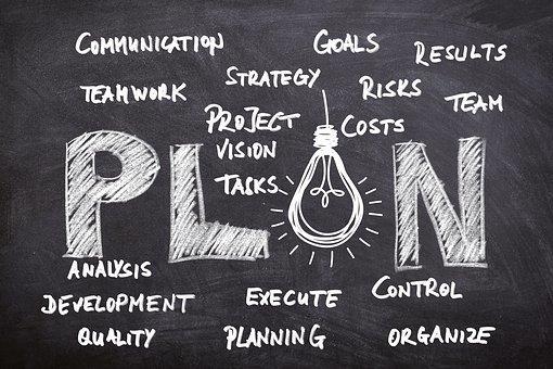 planejamento empresarial; business plan