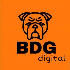 Logo da empresa BDG Digital